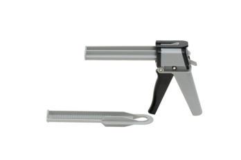 Double cartridge gun