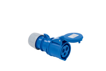CEE-contrastekker 250 V/400 V, 6 H