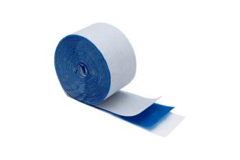Klebstofffreies Pflaster blau Elast latexfrei