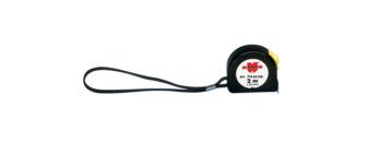 Mesure courte roulante, boîtier plastique ABS rond