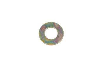 Platte ring voor zeskantbouten en -moeren