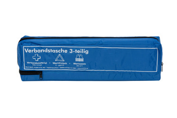 KFZ-Verbandstasche 3-teilig unbedruckt