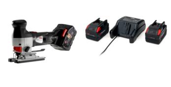 Kit seghetto STP 28-A con Power Pack 5Ah