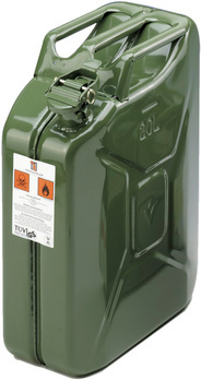 20-L fuel canister