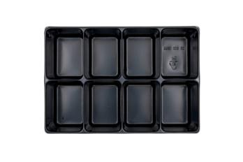 Compartiment de rangement plastique, 4.4.2