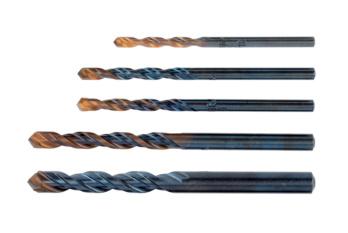 Mehrzweckbohrer Multipack MFD-S Zylinderschaft - BO-MEHRZW-SORT-MFDS-ZYL-(5-10)-5TLG