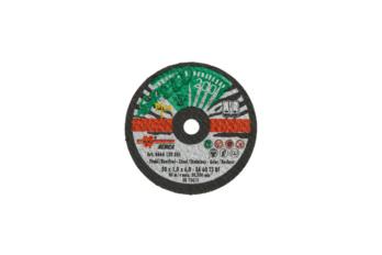 Disco da taglio Speed plus - MOLA/TAGLIO SPEED-VERDE DIR. 76X1.0
