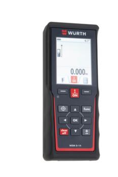 Distanziometro laser WDM 8-14