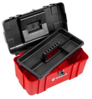 Cassetta attrezzi - BOX PORTAUTENSILI 431X234X228MM