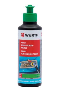 Pâte à polir pour polycarbonate P80 PC