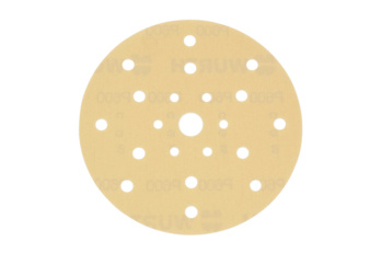 Vehicle dry sandpaper disc Arizona<SUP>®</SUP> Perfect - DSPAP-HOKLP-21HO-P40-D150MM