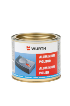 Aluminium Politur