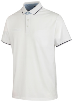 POLO OFFICE BLANC