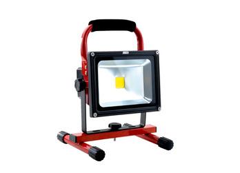 LED Arbeitsleuchte Akku 20 Watt