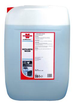 Batteriewasser destilliert