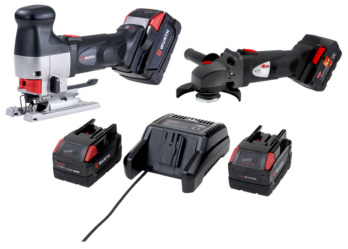 Kit EWS 28-A e STP 28-A con Power Pack
