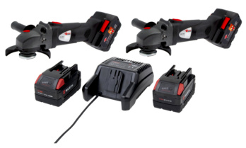 Kit 2 pz. EWS 28-A con 1-Power Pack