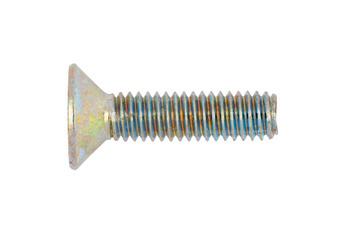 Countersunk screw with Torx head