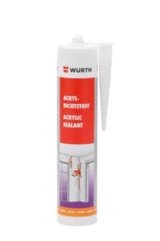 Mastic d'étanchéité acrylique