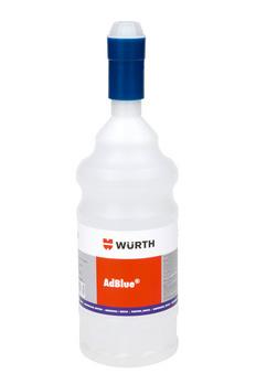 Solution pour moteur diesel, AdBlue<SUP>®</SUP>