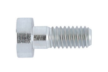 Zylinderschraube mit Innensechskant, niedriger Kopf mit Schlüsselführung