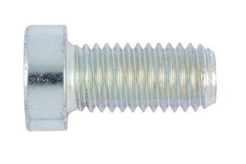Zylinderschraube mit Innensechskant und niedrigem Kopf