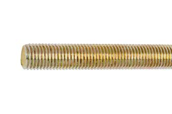 DIN 976 acciaio 8.8 zincato giallo