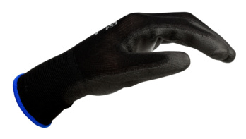 Assembly glove   PU black