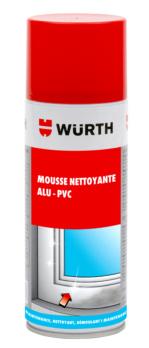 Nettoyant pour plastique pvc aluminium for Nettoyant pvc professionnel