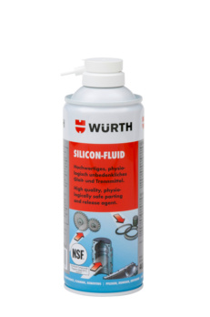 Silikonspray Silicon-Fluid