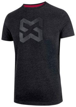 TEE-SHIRT X-FINITY ANTHRACITE