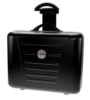 Rollen-Werkzeugkoffer Classic, King-Size mit Kippzylinderschlösser