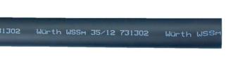 Wärmeschrumpfschlauch mittelwandig 0,6/1 kV