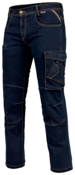 JEANS MULTIPOCHES STRETCH X