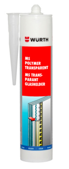 MASTIC MS POLYMER TRANSPARENT 310 ML