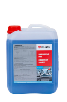 Detergente per parabrezza Lavacristalli Plus - LAVACRISTALLI INVERNALE CONCENTRATO 5L