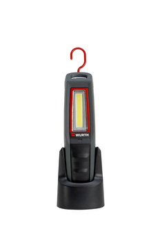 Battery-powered LED hand-held lamp, WLH 1+1 Premium
