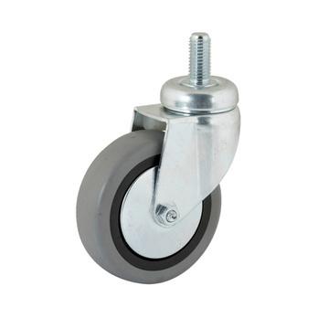 roue pivotante avec vis sans t te rotative 0683567535 w rth. Black Bedroom Furniture Sets. Home Design Ideas