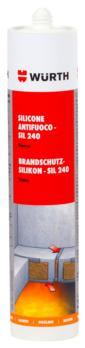 Brandschutz-Silikon  SIL 240 EI 240