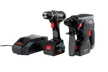 H18-MA Compact e BS18-A Light - 70 anni - KIT COMBO H18-MA COMPACT-BS18-A LIGHT