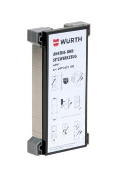 Ferramenta de marcação de aplicação ASW 1