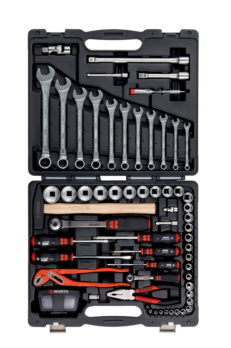 COFFRET A OUTILS WURTH - 91 OUTILS