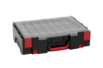 Système de rangement à compartiments SYSKO 8.4.2 transparent