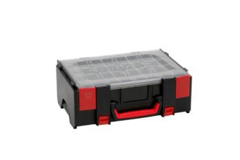 Système de rangement à compartiments 4.4.2 transparent