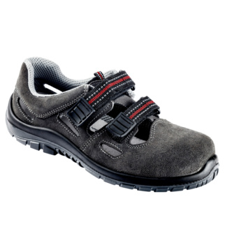 SANDALES SUMMER S1P SRC ANTHRACITE