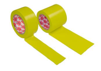 Fita de marcação adesiva para chão