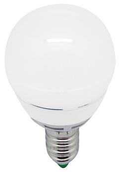 Lampada a LED E14 sferica, non dimmerabile - LAMPADA-LED-SFERA-E14-5,5W-2800K-470LM