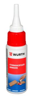 Colle instantanée cyanoacrylate standard
