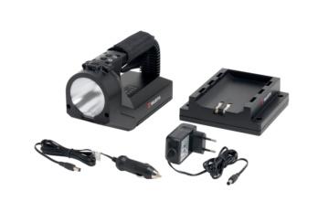 Lanterna LED a bateria