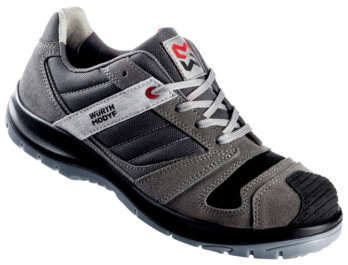 CHAUSSURES BASSES STRETCH X S3 SRC GRIS